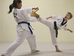 Perseverance martial arts and karate